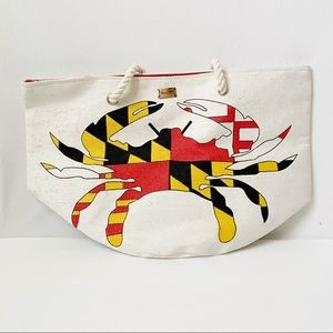 Panama Jack Maryland Crab Tote